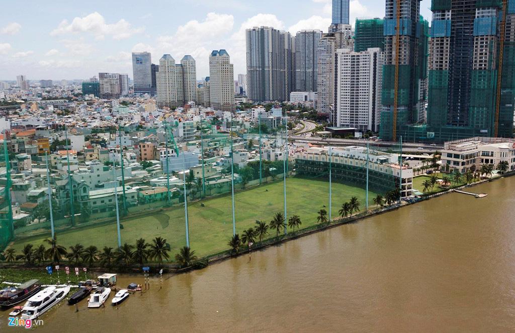 Đường ven sông trung tâm Sài Gòn sau 3 năm thay đổi qui hoạch - Ảnh 11.