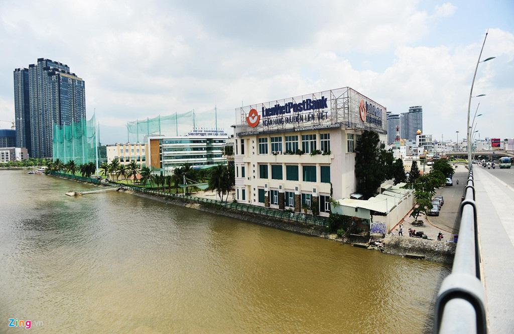 Đường ven sông trung tâm Sài Gòn sau 3 năm thay đổi qui hoạch - Ảnh 13.
