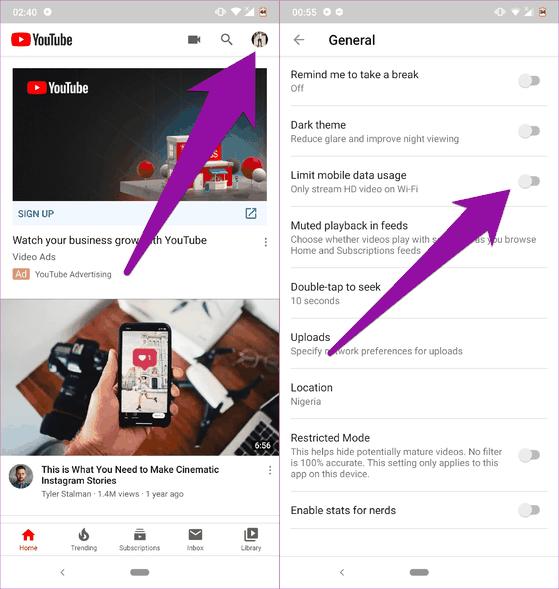 4 cách tiết kiệm dữ liệu 4G khi xem video trên YouTube - Ảnh 3.