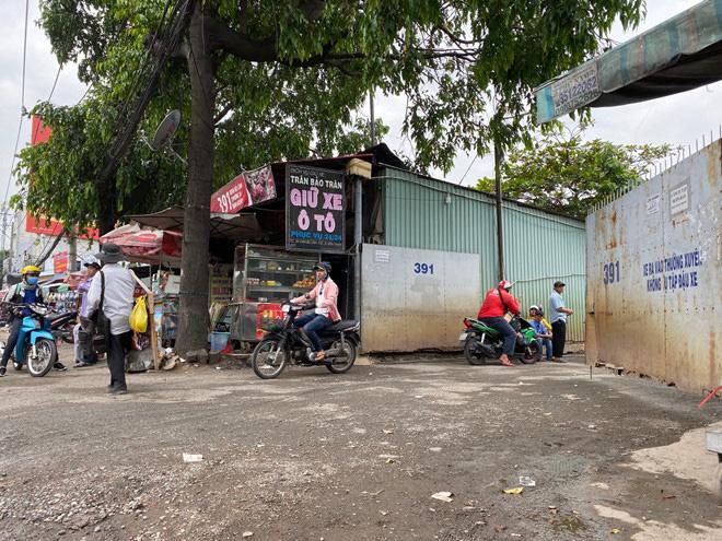 Lấp sông Bình Triệu làm bến xe cóc - Ảnh 7.