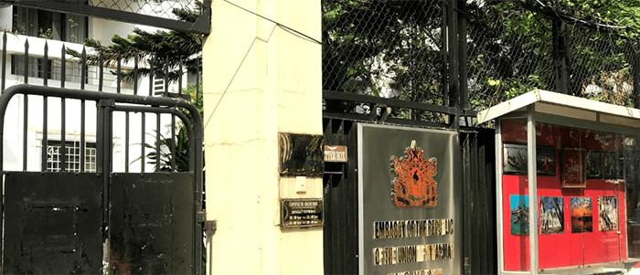Thông tin về địa chỉ, giờ làm việc của Tổng Lãnh sự quán và Đại sứ quán Myanmar tại Việt Nam (1)