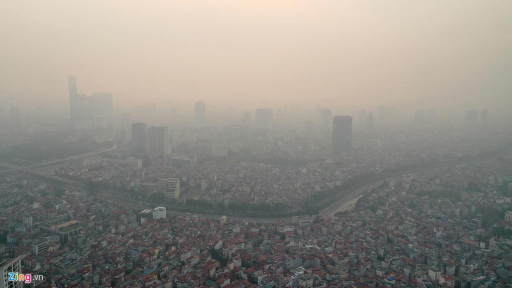 Làm gì khi ô nhiễm không khí thành vấn nạn quốc gia? - Ảnh 1.