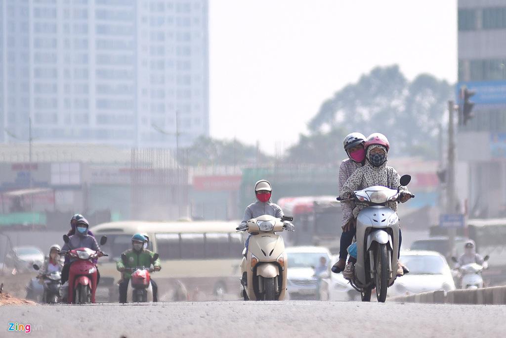 Làm gì khi ô nhiễm không khí thành vấn nạn quốc gia? - Ảnh 2.