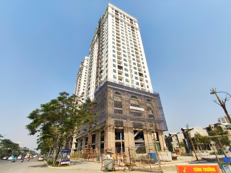 Dự án đang mở bán tại Hà Nội: Ngắm hồ Tây từ dự án Tây Hồ Residence đang thế chấp ngân hàng mất thêm 800 triệu đồng? - Ảnh 8.