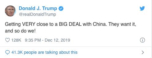 Thỏa thuận giữa Mỹ và Trung Quốc