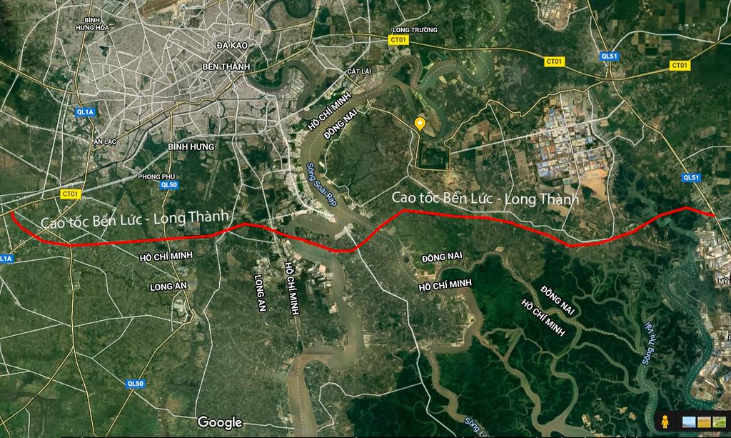 Cao tốc Bến Lức - Long Thành dở dang sau 5 năm thi công - Ảnh 18.