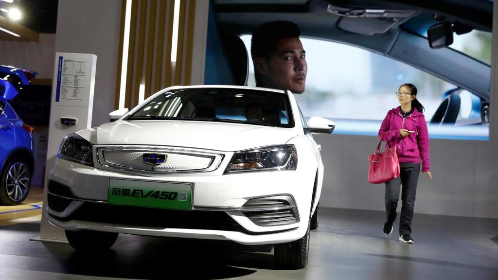 Vì sao xe hơi Trung Quốc gặp khó ở thị trường Mỹ? - Ảnh 2.