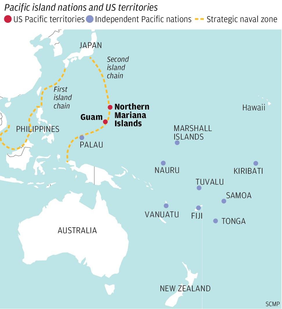 Cáp ngầm Internet dưới biển là chiến trường mới giữa đối đầu Mỹ-Trung - Ảnh 3.