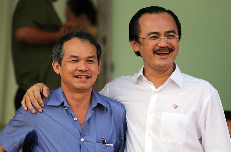 Bầu Thắng và cơ ngơi nghìn tỉ tại Đồng Tâm Group - Ảnh 1.