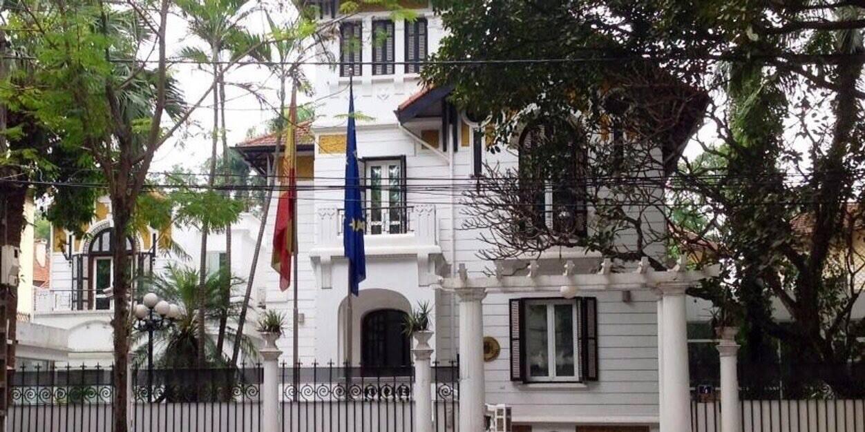 Thông tin về địa chỉ, giờ làm việc của Tổng Lãnh sự quán và Đại sứ quán Tây Ban Nha tại Việt Nam - Ảnh 1.