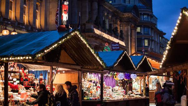 Các chợ Giáng Sinh tuyệt vời nhất ở Châu Âu - Ảnh 4.