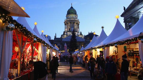 Các chợ Giáng Sinh tuyệt vời nhất ở Châu Âu - Ảnh 5.