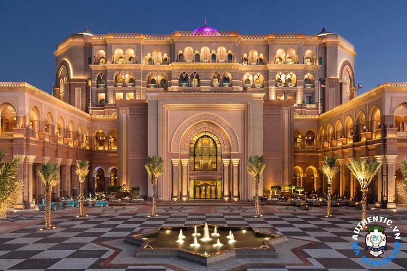 Li cà phê phủ vàng 24k tại khách sạn 7 sao xa xỉ nhất thế giới ở Dubai - Ảnh 1.