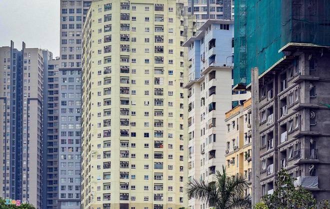 Nhiều chủ đầu tư dự án nhà ở tại Hà Nội nợ thuế hàng trăm tỷ đồng - Ảnh 1.