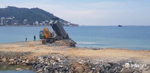 Quốc hội khảo sát, làm rõ 4 nội dung tại dự án lấn biển làm thủy cung Hòn Ngưu - Ảnh 1.