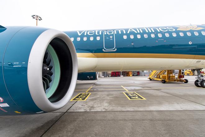 Bộ GTVT khuyến cáo dự án mua 50 máy bay của Vietnam Airlines - Ảnh 1.