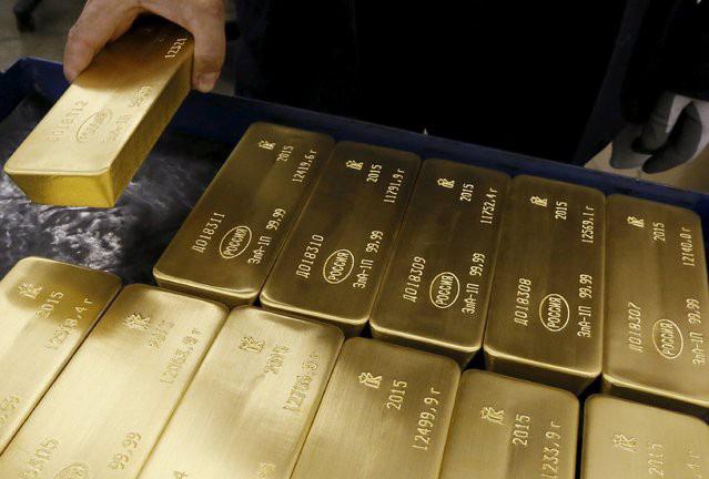 Thời ảm đạm của giá vàng - Ảnh 2.