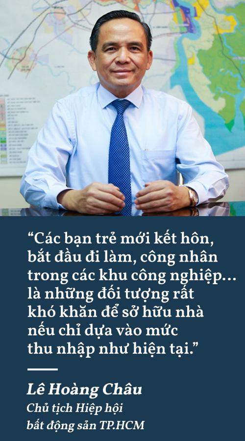 Mua nhà trước 30 tuổi ở TP HCM, Hà Nội, giấc mơ có xa vời? - Ảnh 6.