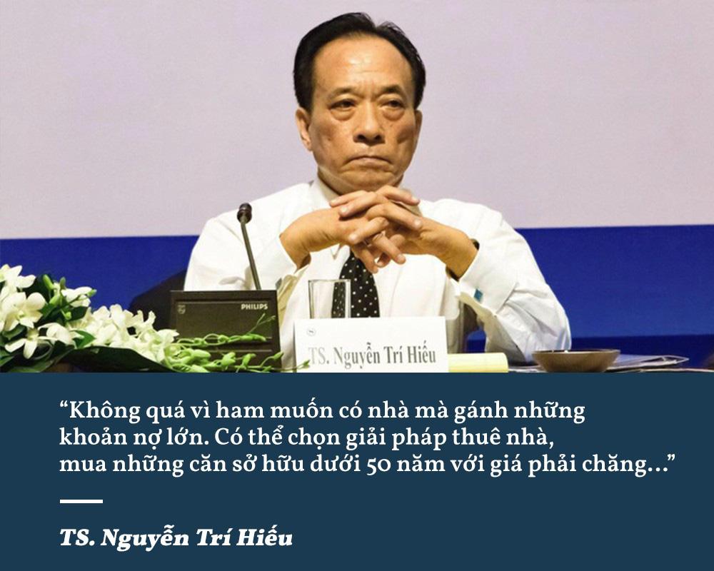 Mua nhà trước 30 tuổi ở TP HCM, Hà Nội, giấc mơ có xa vời? - Ảnh 9.