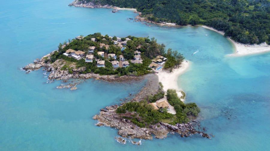 Hòn đảo tư nhân sang chảnh nhất Thái Lan - Ảnh 1.
