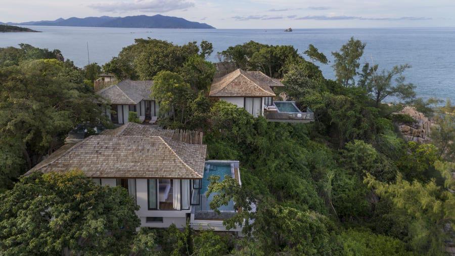 Hòn đảo tư nhân sang chảnh nhất Thái Lan - Ảnh 3.