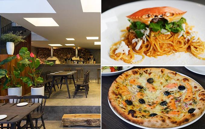 Địa chỉ cuối tuần: 3 nhà hàng đồ Âu ấm cúng đêm Noel - Ảnh 3.