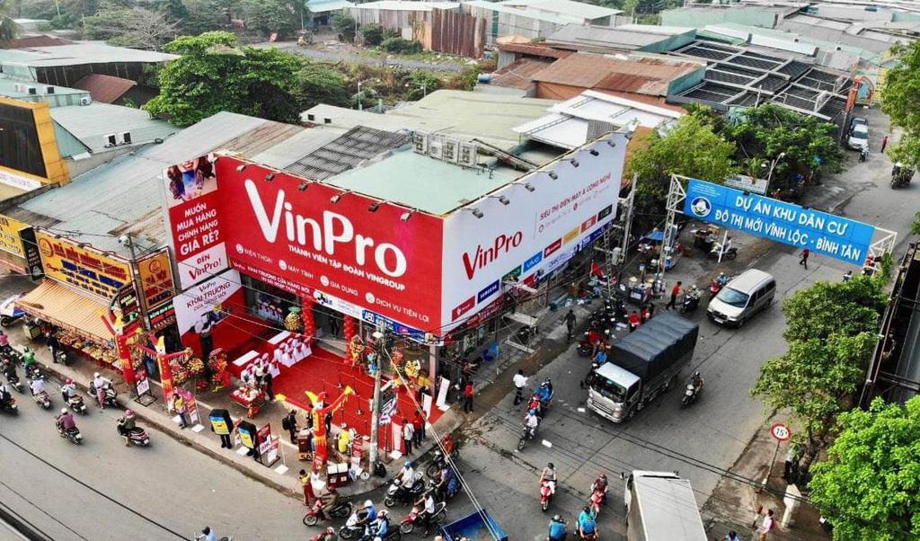 VinPro giải thể, người đã mua hàng bảo hành ở đâu? - Ảnh 1.
