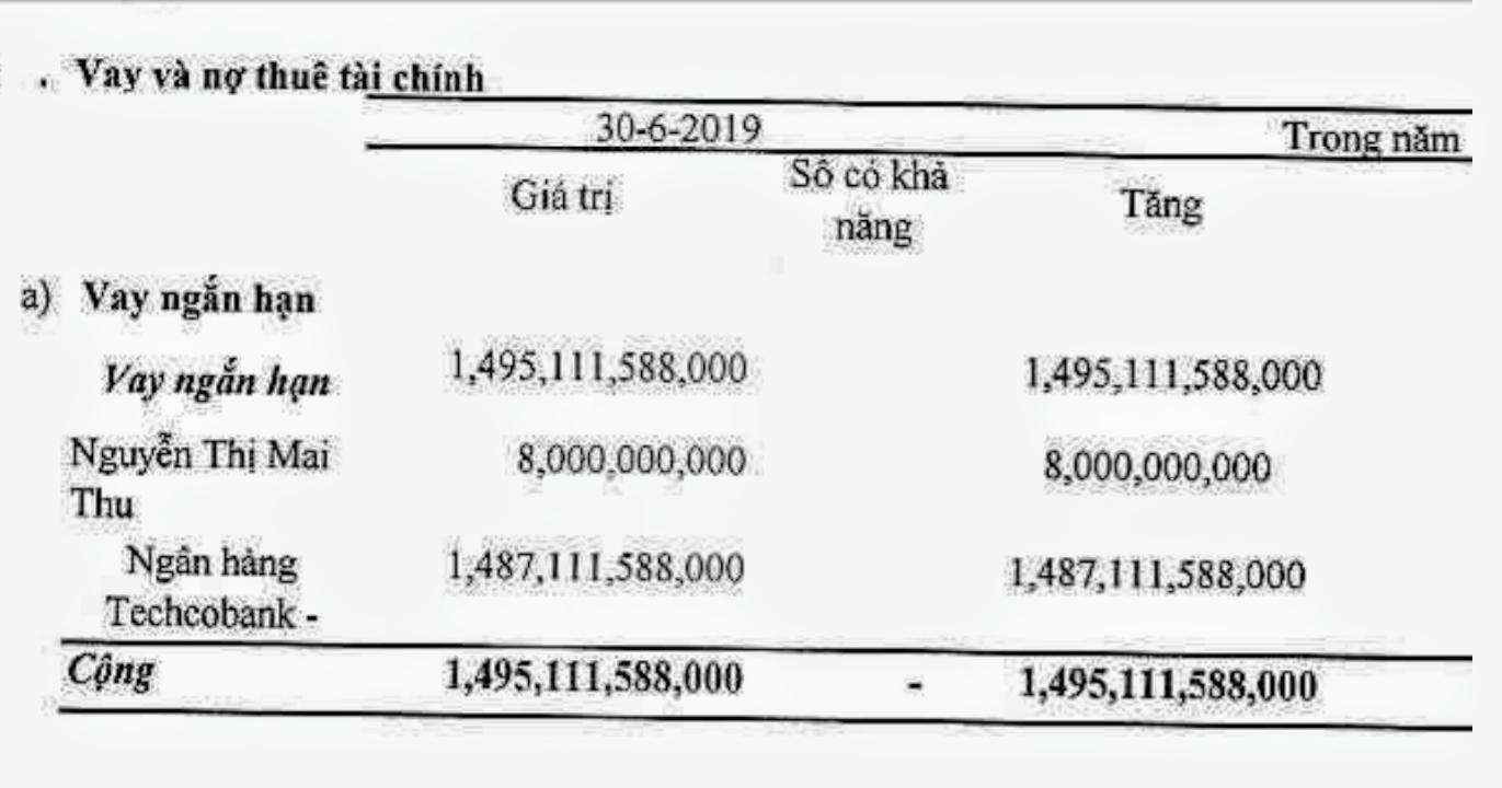 Công ty bất động sản vay Techcombank gần 6.000 tỉ đồng - Ảnh 1.