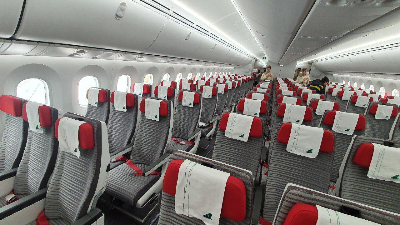 Cận cảnh siêu máy bay thân rộng Boeing 787-9 đầu tiên của Bamboo Airways - Ảnh 6.