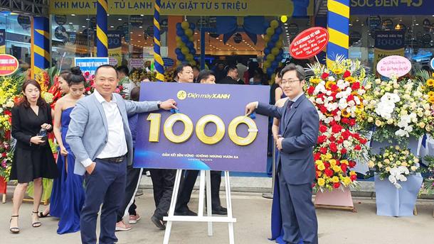 Nhìn lại thị trường điện máy 2019: VinPro giải thể, Điện Máy Xanh mở shop thứ 1.000 - Ảnh 2.