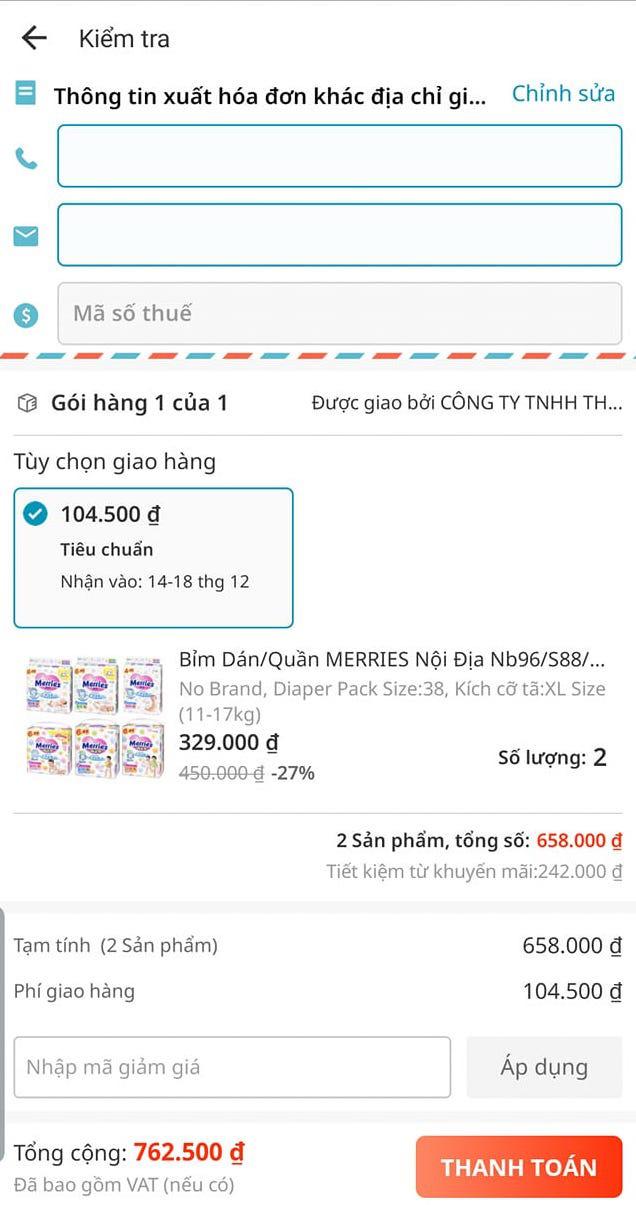 Mua đàn tại Hà Nội chuyển về TP HCM, khách phải trả hơn 2 tỉ đồng tiền ship cho Lazada - Ảnh 1.