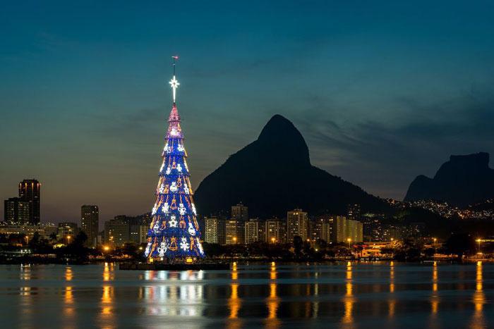 Những kỉ lục Guinness về Giáng sinh tại nhiều quốc gia - Ảnh 4.