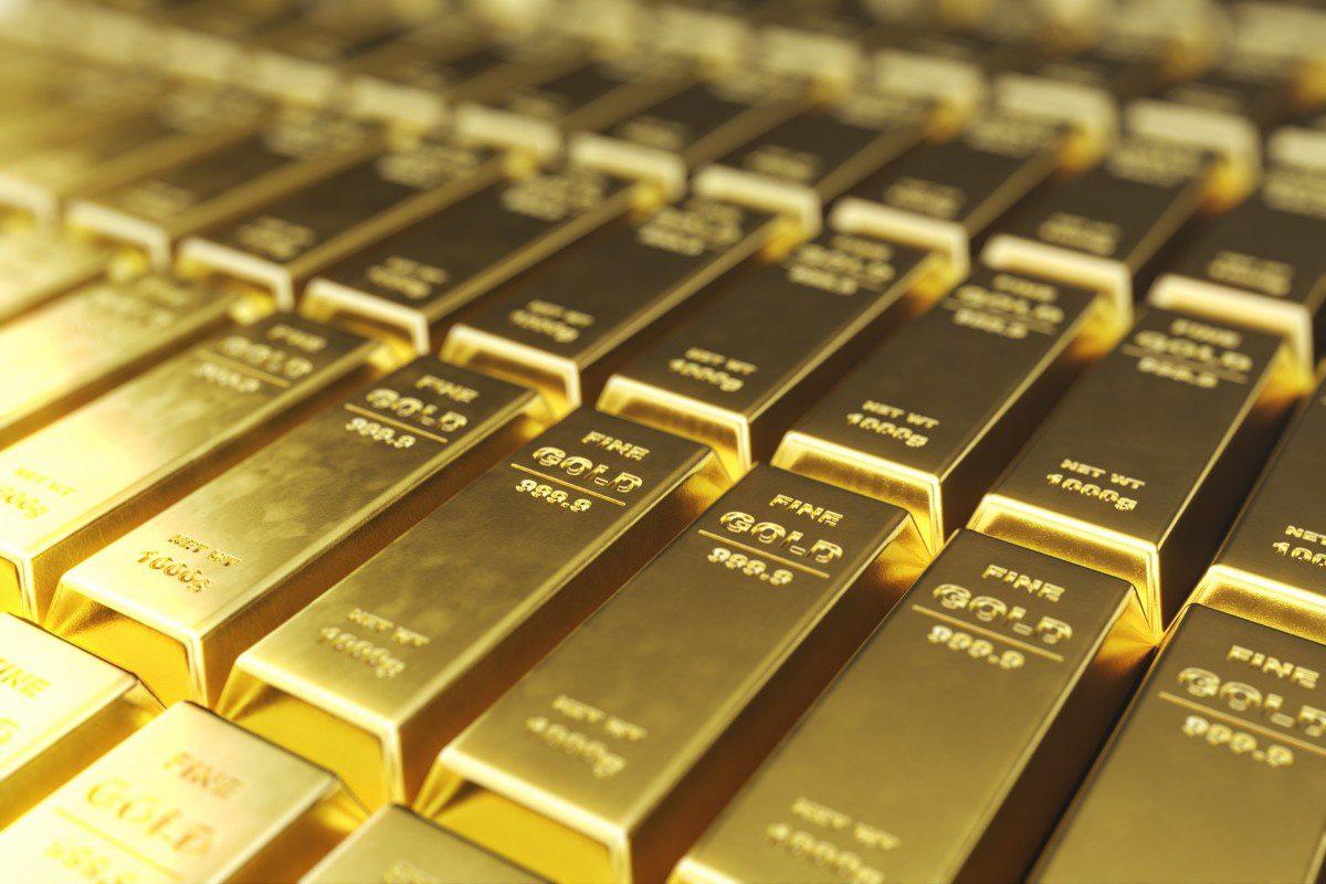 Một kỉ nguyên hoàng kim của giá vàng - Ảnh 1.