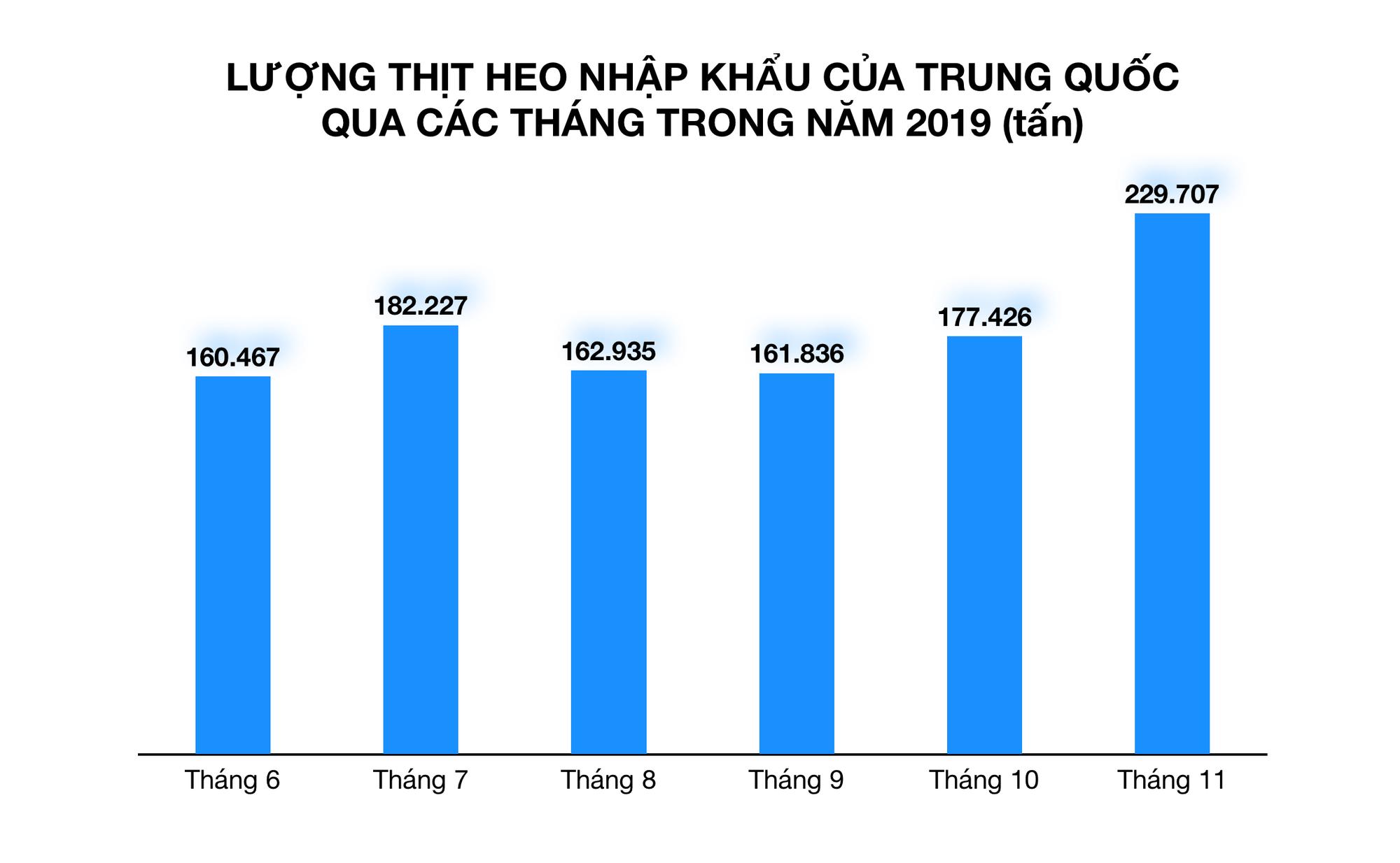 Sắp hết năm Hợi, Trung Quốc vẫn chưa hết lo về thịt heo - Ảnh 3.
