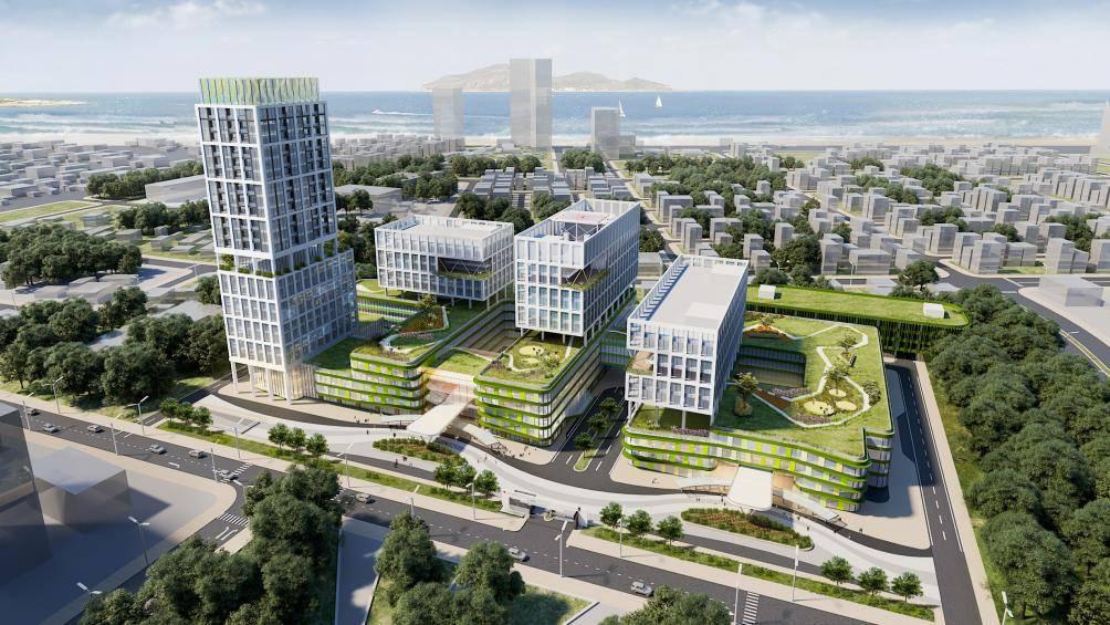 Cận cảnh đất vàng KCN An Đồn, Đà Nẵng làm bệnh viện Nhi 100 triệu đô - Ảnh 2.