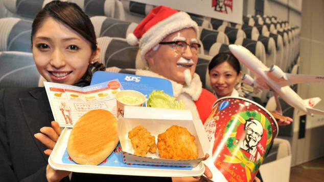 Vì sao người Nhật ăn gà rán KFC vào Giáng sinh? - Ảnh 2.