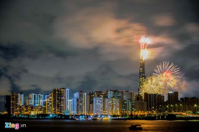 3 địa điểm ngắm pháo hoa Tết Dương lịch 2020 tại TP HCM - Ảnh 2.