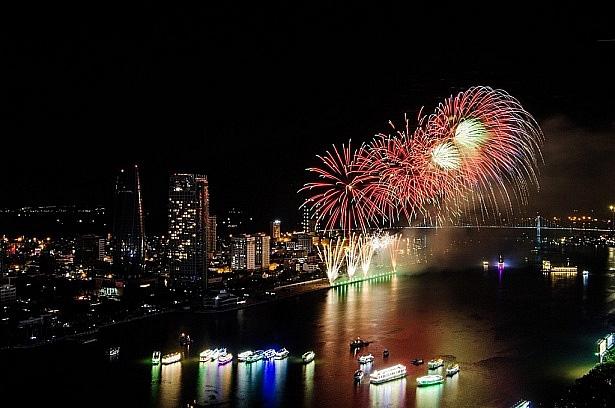 Những địa điểm lí tưởng để ngắm pháo hoa đón Tết Dương lịch 2020 tại Đà Nẵng - Ảnh 2.