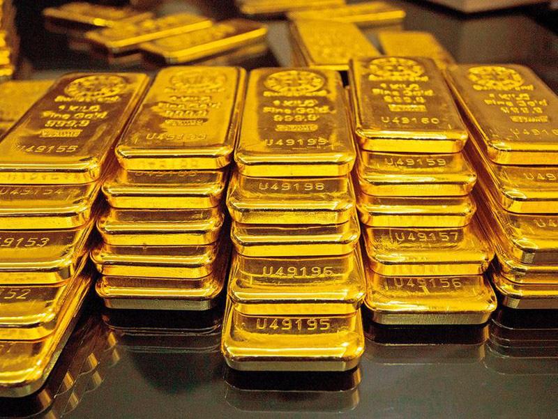 Giá vàng hôm nay 4/2: Tăng mạnh vì Vía Thần tài, vàng quốc tế giữ vững - Ảnh 1.