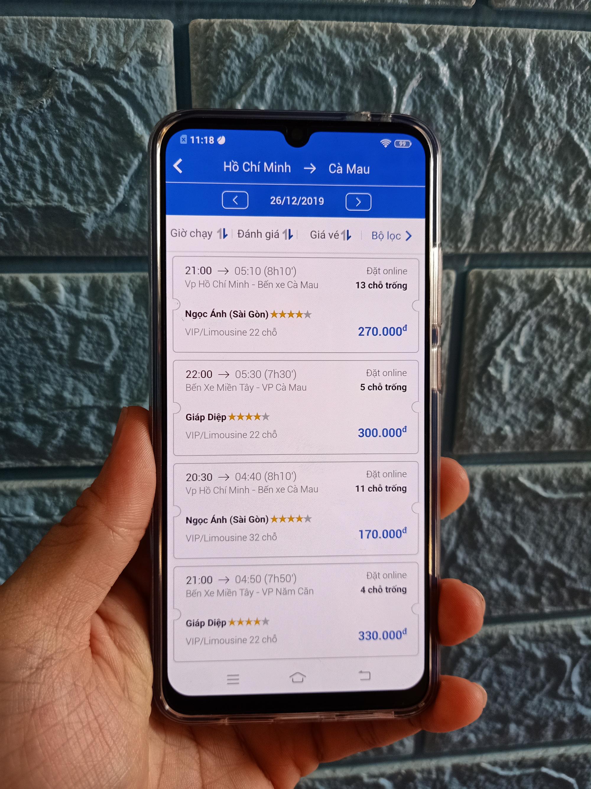 Đa dạng hình thức đặt vé xe online cho khách hàng - Ảnh 2.