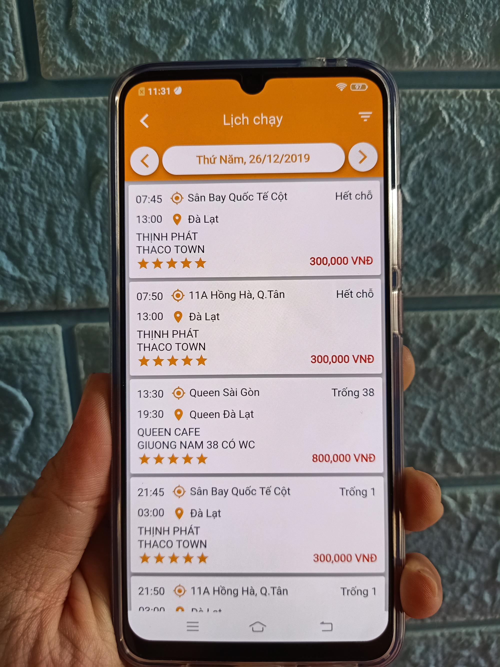 Đa dạng hình thức đặt vé xe online cho khách hàng - Ảnh 4.