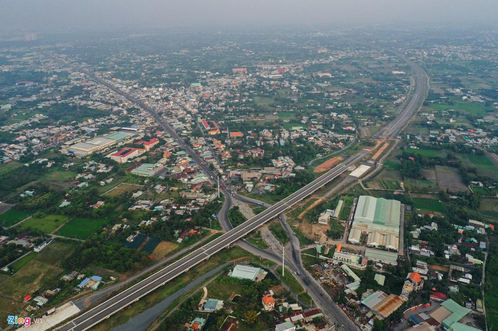 Tiến độ cao tốc Bến Lức - Long Thành chậm gần 12% - Ảnh 2.