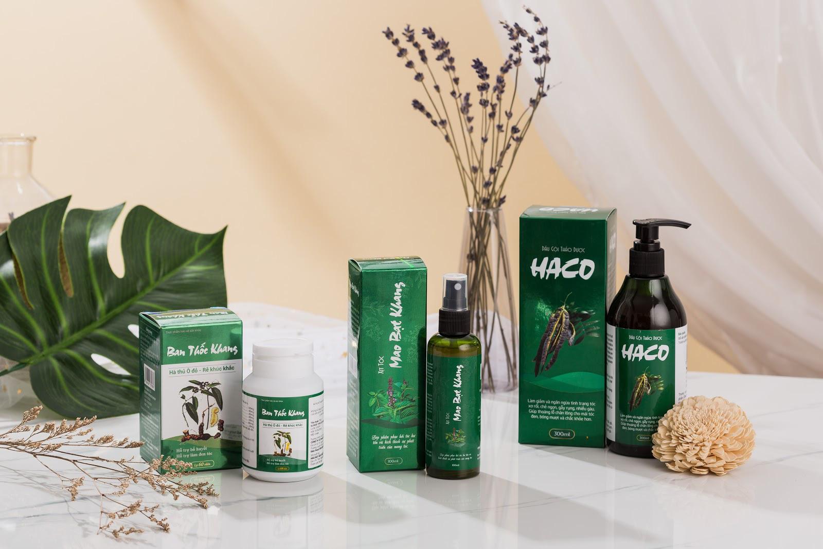 Mách nước bộ 'bí kíp' Tóc Haco hỗ trợ ngăn ngừa rụng tóc, bạc tóc - Ảnh 5.