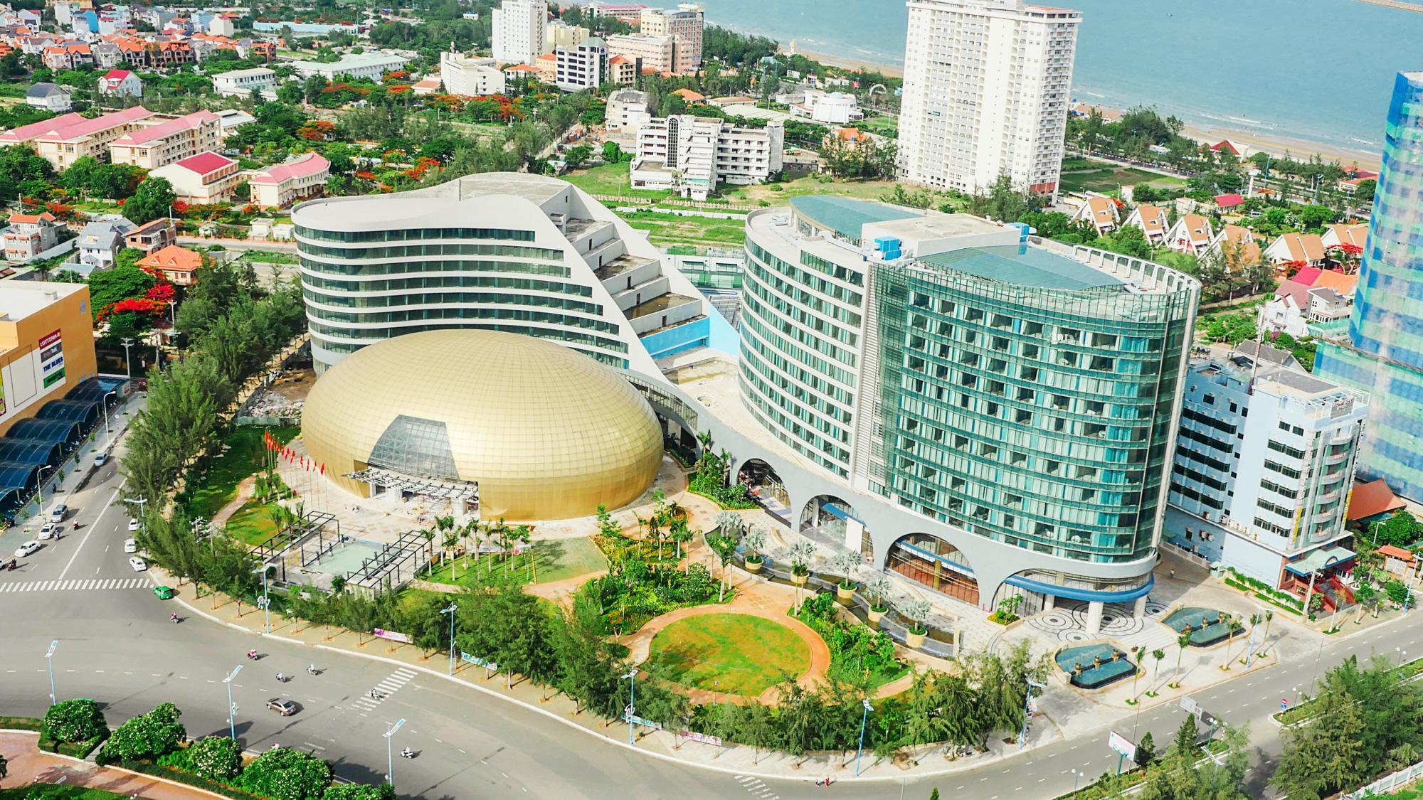 DIC Corp giải thể chi nhánh phát triển các dự án tại Bà Rịa - Vũng Tàu vì kinh doanh kém hiệu quả - Ảnh 1.