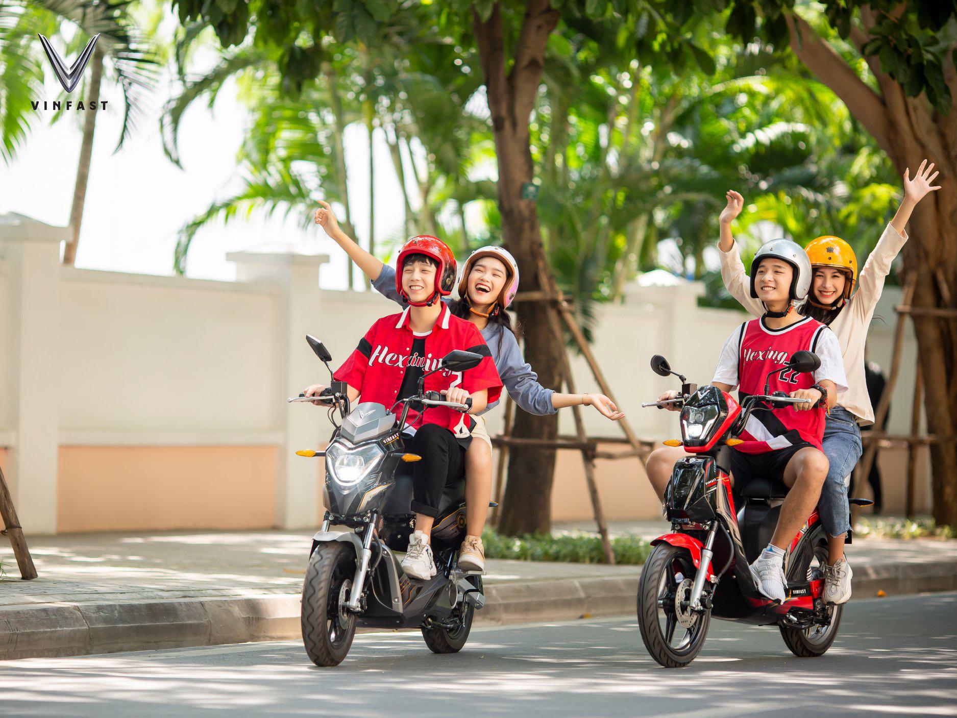 Ra mắt mẫu mới, xe máy điện VinFast của tỉ phú Phạm Nhật Vượng giảm giá đến 10 triệu đồng - Ảnh 3.