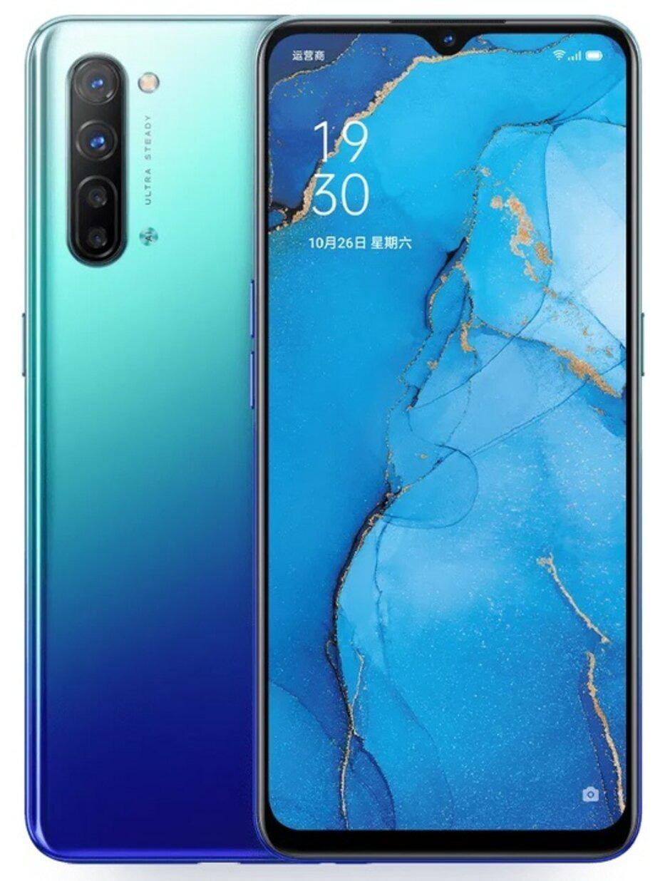 Oppo ra mắt điện thoại 5G giá rẻ Reno 3, không còn 'vây cá mập' - Ảnh 3.