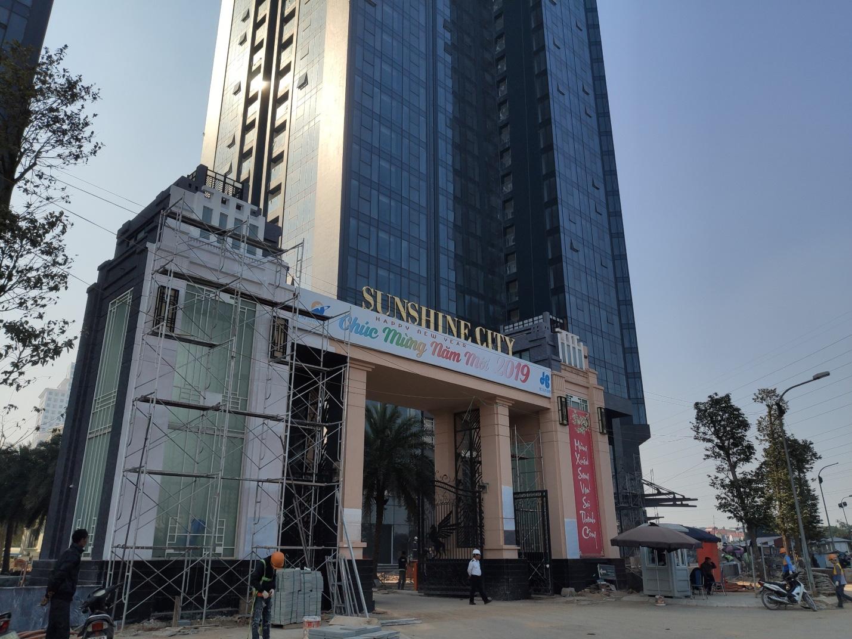 Dự án đang mở bán ở Hà Nội: Sunshine Group lùi thời gian bàn giao căn hộ dự án 5.000 tỉ đồng tại Ciputra Tây Hồ - Ảnh 3.