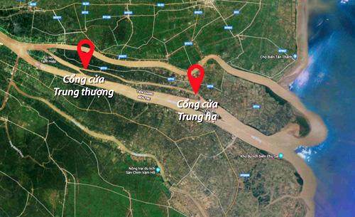 5 dự án chống hạn mặn ở miền Tây - Ảnh 2.