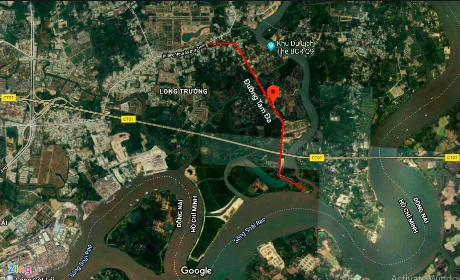 Khu Tam Đa - trung tâm công nghệ sinh thái mới phía đông TP HCM? - Ảnh 2.