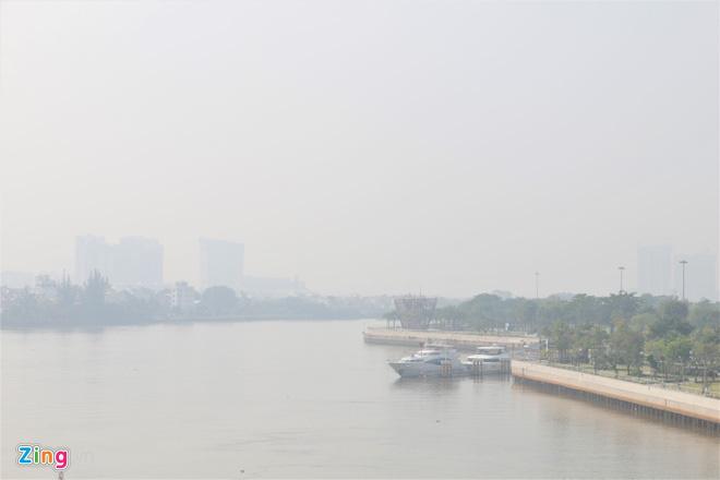 Ô nhiễm không khí ở TP HCM có thể kéo dài đến Tết Canh Tý 2020 - Ảnh 3.
